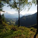 Aussichtspunkt Lärchecker Wand. Foto: © stepro.jimdo.com
