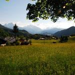 Blick auf die Oberau. Foto: © stepro.jimdo.com