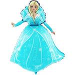Prinzessin blau (Helium)