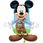 Mickey in Lederhosen (Helium)