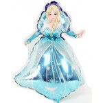 Prinzessin blau (ohne Helium)