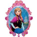 Frozen Spiegel, Anna und Elsa (Helium)