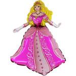 Prinzessin pink (ohne Helium)