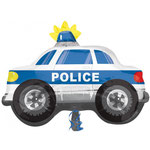 Polizeiauto (Helium)