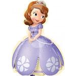 Prinzessin Sophia (ohne Helium)