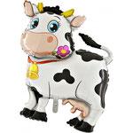 Kuh mit Glocke (Helium)
