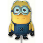 Minion, Dave (ohne Helium)