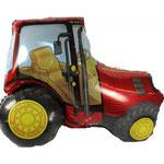 Traktor rot (Helium)