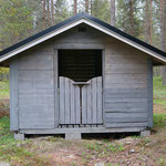 """Firewood shed, model """"Saloon""""..."""