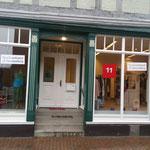 Unser Laden in der Marschtorstraße.