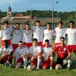 La squadra del Lonigo Calcio a 5