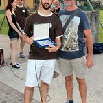 Premiata per la partecipazione la squadra IPA Vicenza