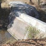 Ampliación para captar más agua