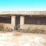Casa de adobe antes de la reforma