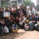 Visita de alumnos de la Universidad Tecnológica de Querétaro
