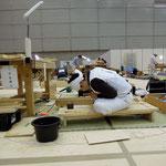 第27回技能グランプリ 高崎 建具