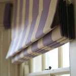 Drapery King Toronto Custom roman Blinds 416-783-7373
