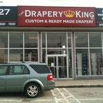 Drapery King Toronto M6a 1v4, 416-783-7373