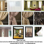 Custom Drapery King Toronto 416-783-7373