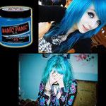 Manic Panic CREAM dye- Atomic Turquoise-hcr11002-118mg-¥2,100