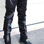 Original 15 Zip Bondage Pants by Tiger Of London- BLACK / ¥14,000 / SKU: ccf770blk