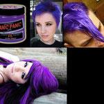 Manic Panic CREAM dye- Ultra Violet-hcr11031-118mg-¥2,100