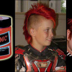 Manic Panic CREAM dye- Infra Red-hcr11016-118mg-¥2,100