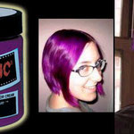 Manic Panic CREAM dye- Purple Haze-hcr11024-118mg-¥2,100