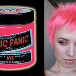 Manic Panic CREAM dye- Pretty Flamingo (Glows under blacklight)-11023mpdye-118mg-¥2,100
