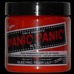 Manic Panic CREAM dye- Electric Tiger Lily (Glows Under Black Light)-hcr11037-118mg-¥2,100