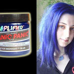 Manic Panic AMPLIFIED dye- After Midnight Blue-acr91001- 118mg-¥2,100