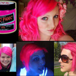 Manic Panic CREAM dye- Hot Hot Pink (Glows Under Black Light)-hcr11015-118mg-¥2,100