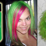 Manic Panic CREAM dye- Electric Lizard (Glows Under Black Light)-hcr11029-118mg-¥2,100
