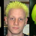 Manic Panic CREAM dye- Electric Banana (Glows Under Black Light)-11012mpdye-118mg-¥2,100