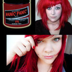 Manic Panic CREAM dye- Vampire Red-hcr11032-118mg-¥2,100