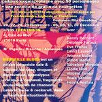 Marseille Blues en live, Pigalle-Paris 2012 - mise en scène: Alexandre Tripkovic