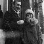 Hugo Ball and Emmy Hennings