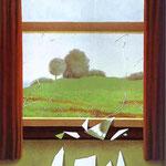 René Magritte - La Clé des Champs