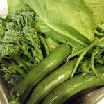 季節の旬な野菜