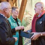 Elmar Daniel aus Pflaumheim ist bereits seit 53 Jahren Mitglied beim LBV!