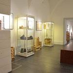 """Die Ausstellung """"Dampf im Kessel"""" im  Stadtmuseum; Foto S.Stern"""