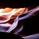 Page, Antelope Canyon