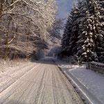 Bij Truus kunt u ook in de winter genieten van de omgeving