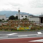 国体モニュメント2(揖斐川町)