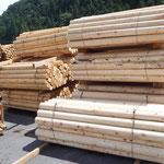 土木用資材(小径木加工)