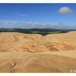Te Paki sand dune