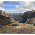 Nelson lakes - Angelus track