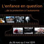 Réalisation des photos et des projections vidéos - 2010