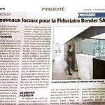 Fiduciaire Bender - Gazette Martigny 5.02.2016 - Photo © Nathalie Pallud