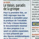 Le Matin Bleu - 4 mars 2009